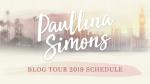 Blog Tour 2019 Schedule